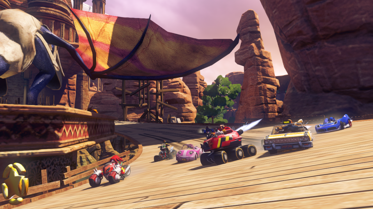 Sonic & All-Stars Racing Transformed - NoobFeed Review
