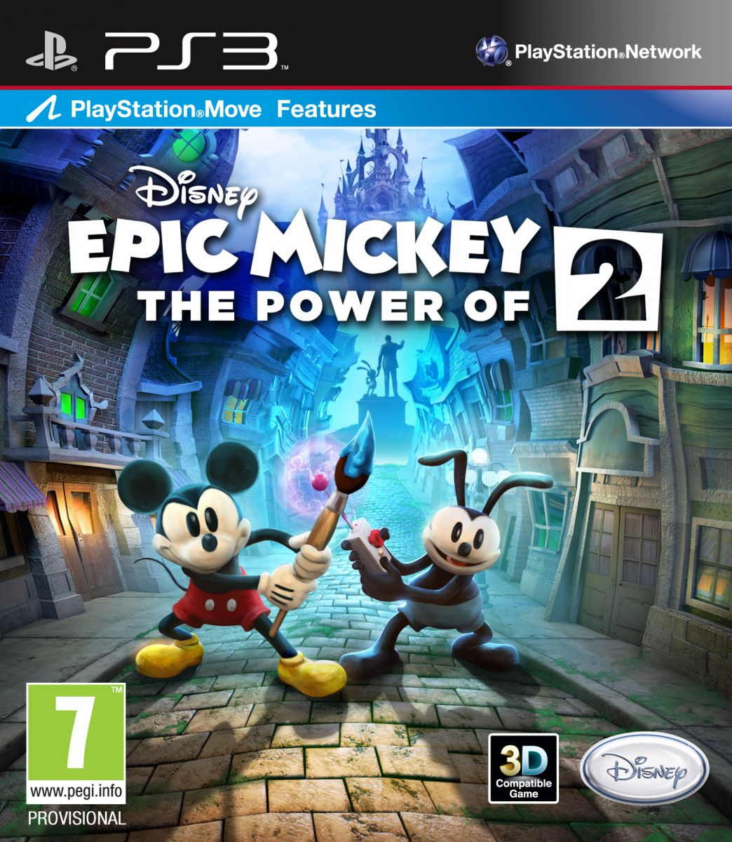 Epic Mickey 2: The Power of Two - NoobFeed Preview Hands-On
