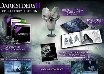 Darksiders II Limited Edition free for all pre orders