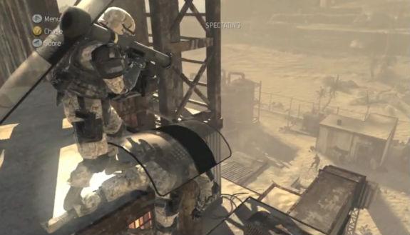 Modern Warfare 2 saugt
