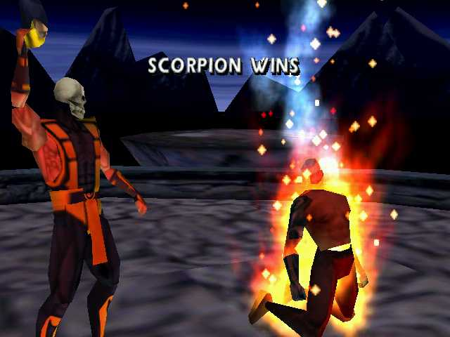 Back To The Past: Mortal Kombat Series (Part 1)